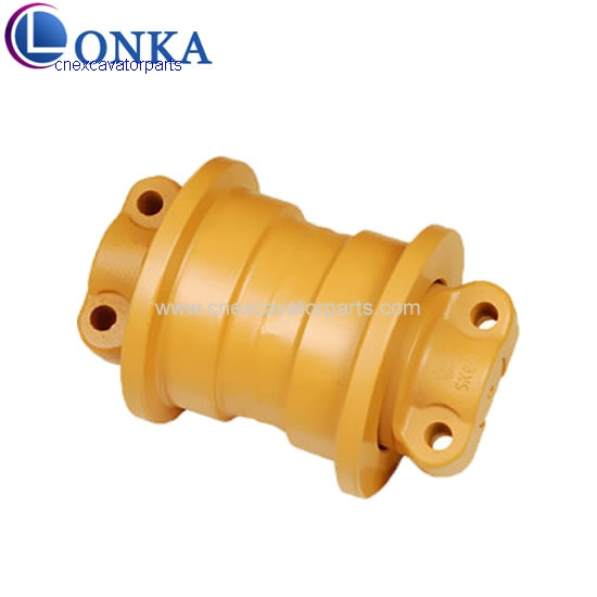 Excavator track rollers construction machinery parts
