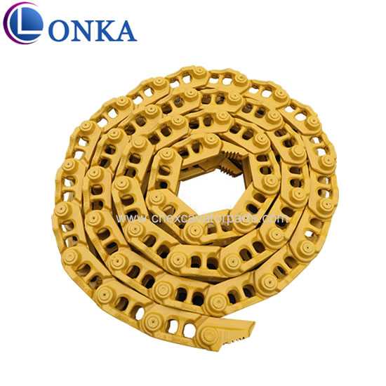 D20 bulldozer undercarriages track chain group track links assy