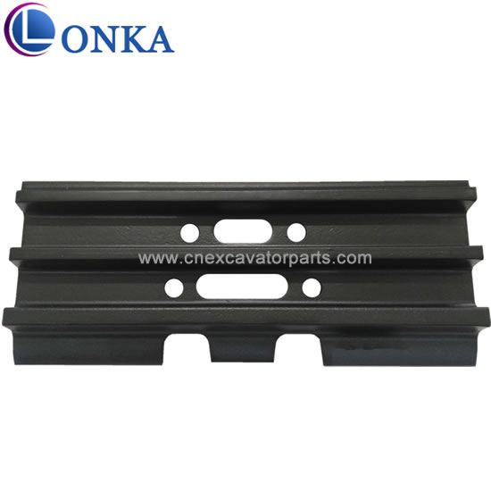 Excavator Track Pads Track Shoe Assembly For Crawler Machine
