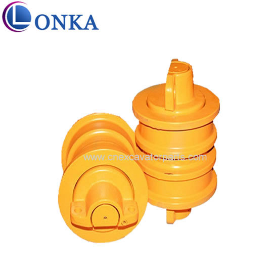 excavator bottom track roller parts manufacturer companies in china