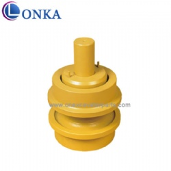 Customized Yellow Color Excavator D60 Undercarriage Upper Roller