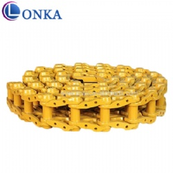 Construction machinery track links parts for excavator and bulldozer