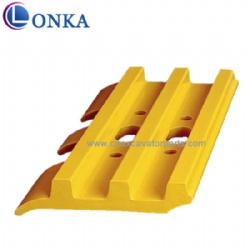 PC200- track shoes excavator undercarriage parts