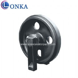 PC120 Idler assy for excavator undercarriage spare parts