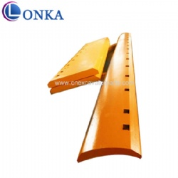 7d1949 good & cheap excavator bucket cutting edge, dozer cutting edge, bucket cutting edge