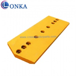 Cutting Edges and End Bits for Buckets